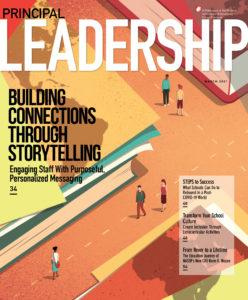 Principal Leadership: March 2021 cover image